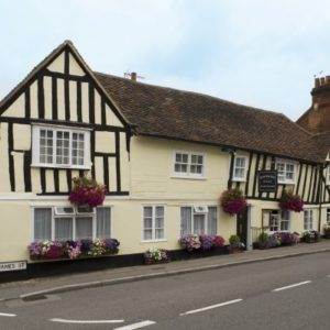 Old Moot House Restaurant, Castle Hedingham
